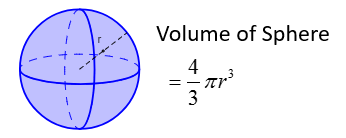 volume-sphere