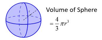 volume-sphere